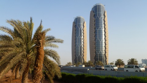Al Bahar Tower 巴哈爾塔