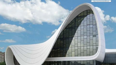 Heydar Aliyev Center 阿利耶夫文化中心