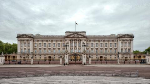 Buckingham Palace London 白金漢宮