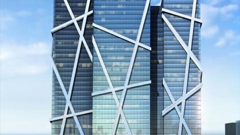 National Trade Building Harbin 哈爾濱國貿大廈