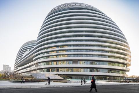 The Story of Wangjing SOHO: Exclusive Dialogue with Zhang Xin and Zaha Hadid