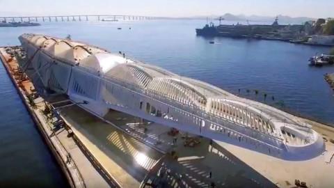 Santiago Calatrava about Museum of Tomorrow