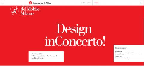 2019 Milan, Italy Furniture Fair SALONE INTERNAZIONALE DEL MOBILE MILANO 2019意大利米蘭家具展SALONE INTERNAZIONALE DEL MOBILE MILANO
