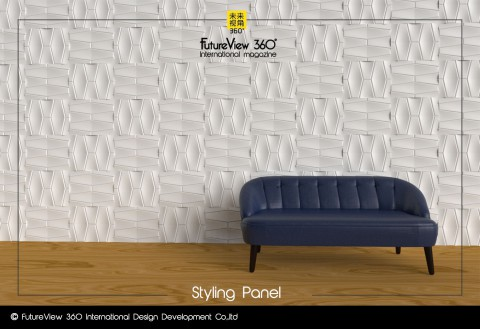 Curtain panel FV360_09 造型平板