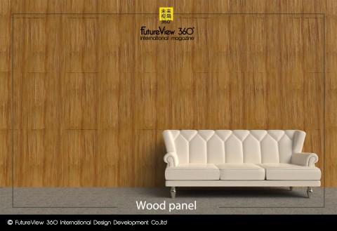 Curtain panel FV360_06 造型平板