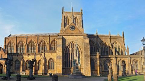 Sherborne Abbey 謝爾本大教堂
