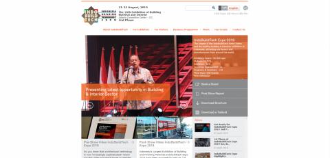 2019 Indonesia International Exhibition on Building and Decorative Materials 2019印尼國際建築和裝飾材料展覽