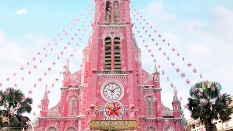Sacred Heart of Jesus (Ho Chi Minh City) 耶穌聖心堂 (胡志明市)