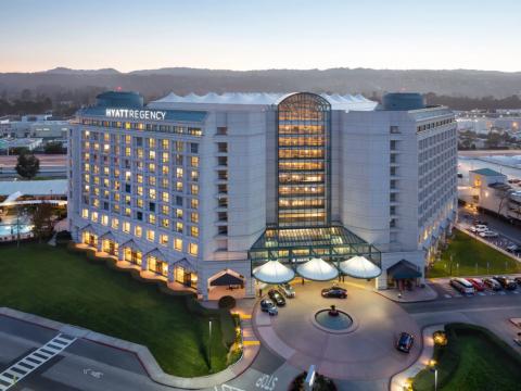 Hyatt Regency San Francisco, California 加利福尼亞州舊金山凱悅酒店