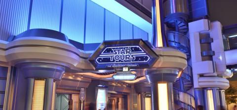 Tokyo Disney – Star Tours: The Adventures Continue 東京迪士尼-星際旅行 冒險續行