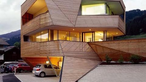 Cube House design by Plasma Studio