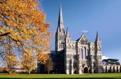 Salisbury Cathedral 索爾茲伯里大教堂