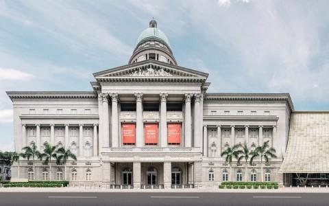 National Gallery Singapore 新加坡國家美術館