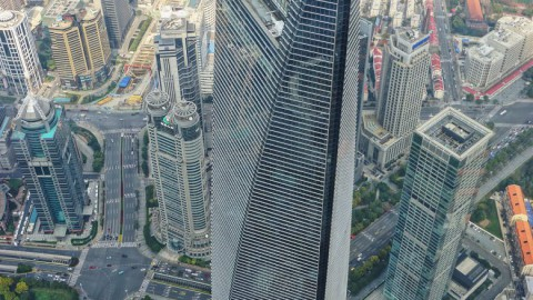 Shaghai World Financial Center 上海環球金融中心