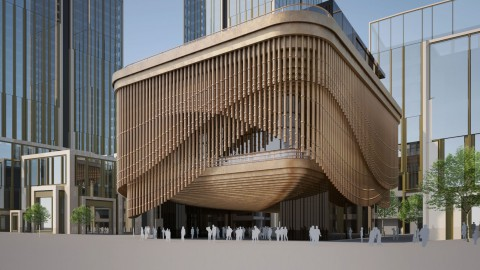 Shanghai Kinetic Building