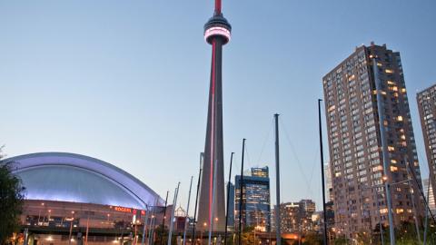 CN Tower 加拿大國家電視塔