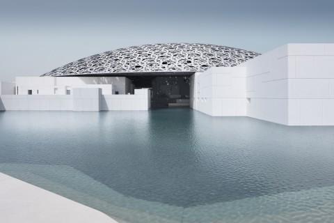 Louvre Abu Dhabi 盧浮宮阿布扎比