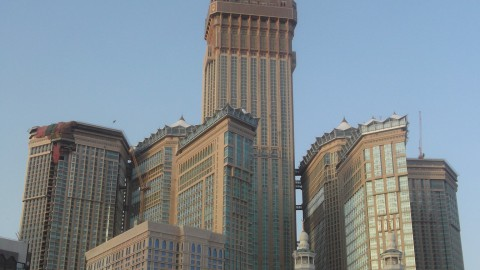 Abraj Al Bait 麥加皇家鐘塔飯店