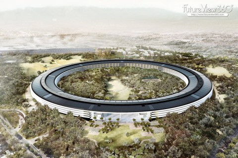 Apple Park 蘋果總部