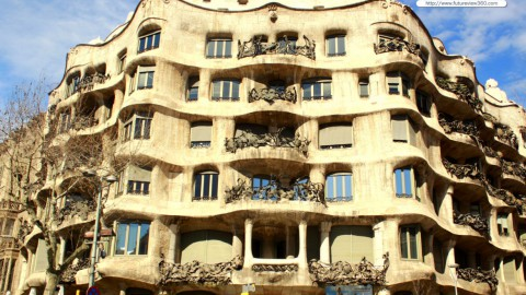 Casa Milà 米拉之家