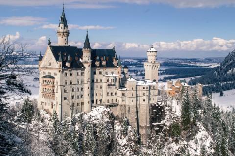 Neuschwanstein Castle 新天鵝堡