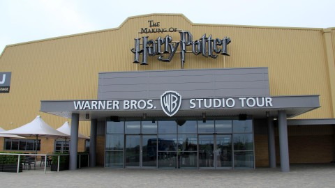 Harry Potter Warner Bros Studio Leavesden 哈利波特華納兄弟工作室