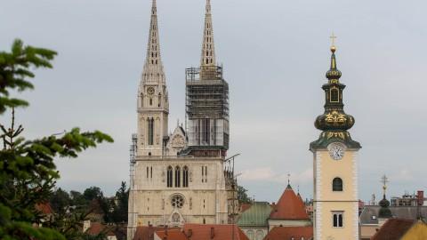Zagreb Cathedral 札格瑞布主教座堂