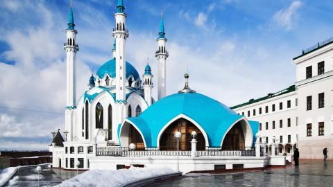 Kazan Kremlin Tatarstan 喀山克里姆林宮 韃靼斯坦