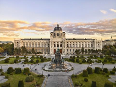 Kunsthistorisches Museum 藝術史博物館
