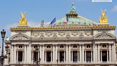Opéra de Paris 巴黎歌劇院