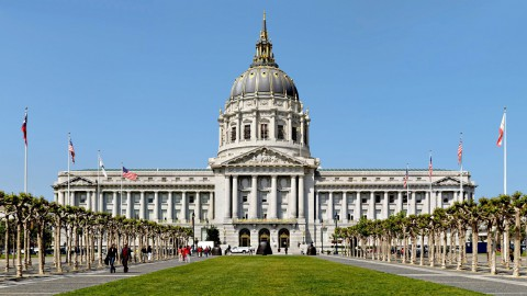 San Francisco City Hall 舊金山市政廳