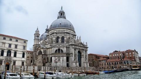 Santa Maria Della Salute 安康聖母聖殿