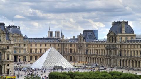 Musée du Louvre 羅浮宮
