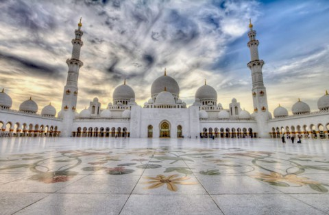 Sheikh Zayed Mosque 扎耶德清真寺