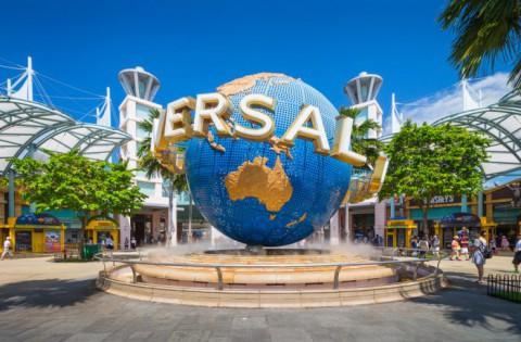 Universal Studios Singapore 新加坡環球影城