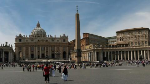 St.Peter's Basilica  聖伯多祿大殿