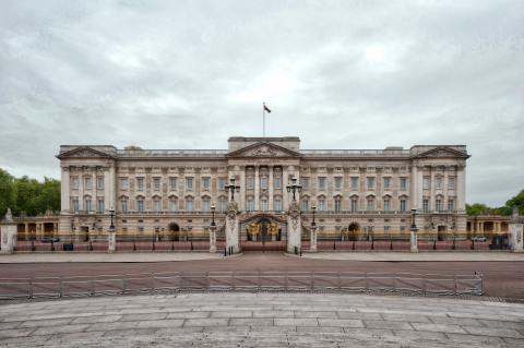 Buckingham Palace London 白金漢宮