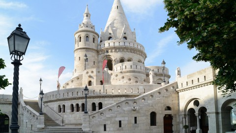 Fisherman's Bastion 漁人堡