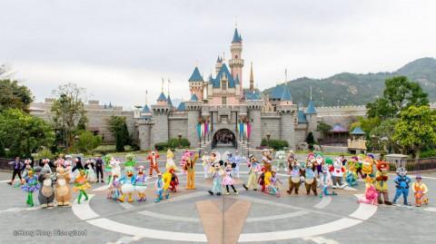 HongKong Disneyland 香港迪士尼樂園