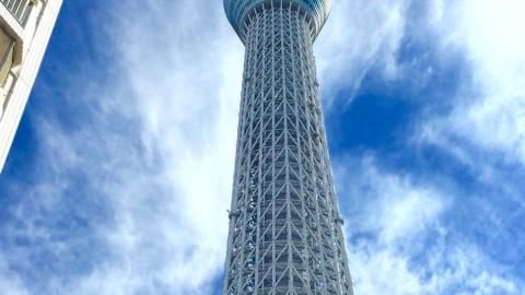 Tokyo Skytree スカイツリー 東京晴空塔