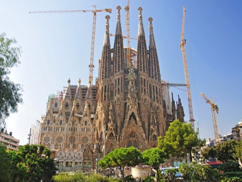 Sagrada Familia 聖家堂