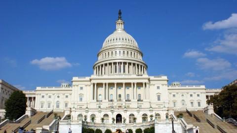 Washington DC 美國國會大廈