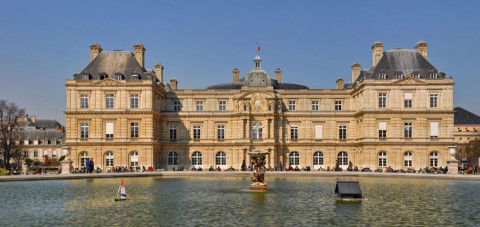 LUXEMBOURG PALACE 盧森堡宮