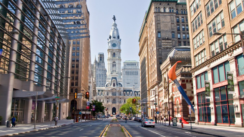 Philadelphia City Hall 費城市政廳