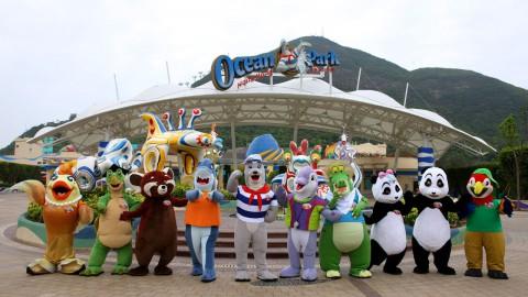 Ocean Park Hong Kong 香港海洋公園