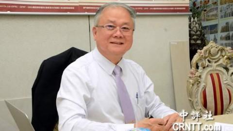 Macao Taiwan Business Association Jianting: Korean economy is a Taiwan opportunity 澳門台商協會簡廷在:韓流拚經濟是台灣契機