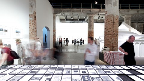 San Rocco at the 13th Venice Biennale