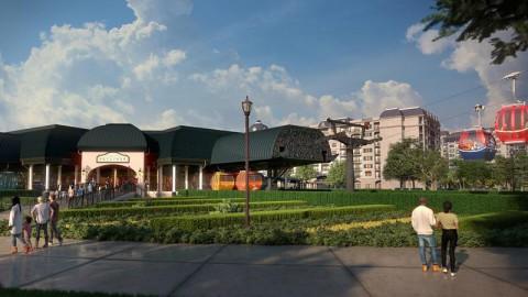 Ultra Compact Tower Studios Coming Soon to Disney's Riviera Resort 超緊湊塔樓工作室即將推出迪士尼海濱度假村