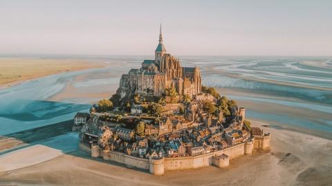 Mont Saint-Michel 聖米歇爾山