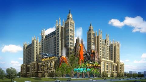 ITEC Entertainment Announces Construction of Paradise Park in Harbin, China ITEC娛樂公司宣佈在中國哈爾濱建設天堂公園